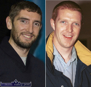 Kerry footballer, Killian Young (left) and former Kilkenny hurler Henry Shefflin are on the Meet Our Heroes list for the Pres on Thursday morning. ©Photographs: John Reidy