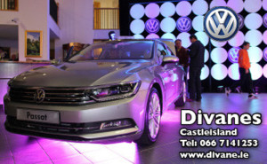 You can find out more about Divanes Castleisland and the New Tiguan with a click on the advert here.