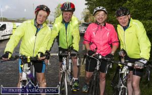 St. Kieran's Cycle Tour of the Parishes 22-5-2016