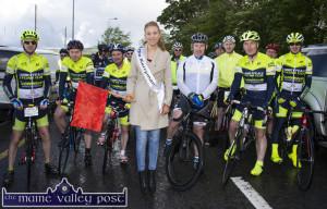 St. Kieran's GAA Club Cycle 22-5-2016