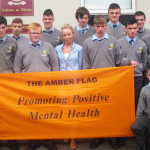 Amber Flag Award for St. Patrick's Secondary School Mental Health Initiative