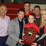 Boxing Club Awards for Effort and Participation