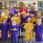 Graduation Celebrations at Bright Beginnings