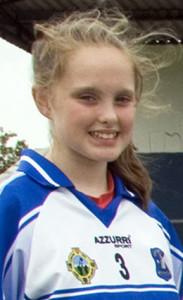 Gemma Kearney,  to line out with Kerry U-14 team in All-Ireland final in Nenagh on Saturday.  ©John Reidy