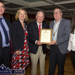 Noel Browne Overwhelmed by Civic Reception