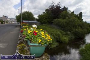 Local enhancements by residents on Herbert Bridge on the Killarney Road. ©Photograph: John Reidy