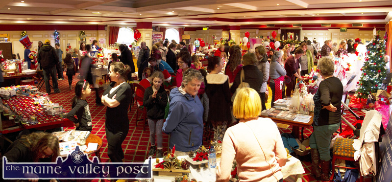 Bookings being taken for castleisland christmas craft fair for Craft fairs near me