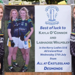 Kayla, Labhaoise and Kerry U-16 Ladies Face Dublin in All-Ireland Final