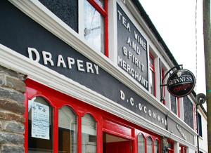 O'Connor's Bar in Knocknagoshel - where the local GAA cub July lotto jackpot escaped a winner.