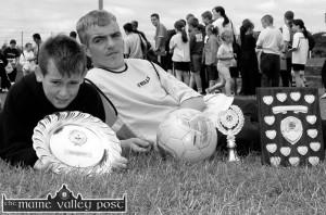 Garda Soccer League 12/07/2003
