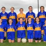Ballymac U-12 Girls Fight all the Way in Final with Firies
