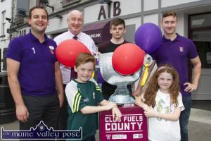 James O'Donoghue AIB Castleisland 18-8-2016