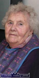 The late Ellen O'Connor - nee Collins. ©