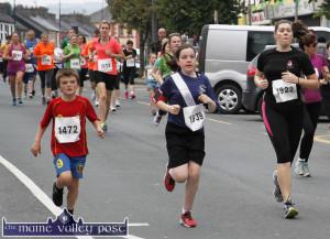 The Meningitis Research Foundation has appealed for female athletes to run this year's Killarney Women's Mini Marathon. ©Photograph: John Reidy.