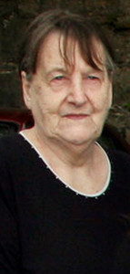 The late Sheila Murphy. ©Photograph: John Reidy