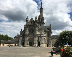 St. Anne D'Auray Cathedral