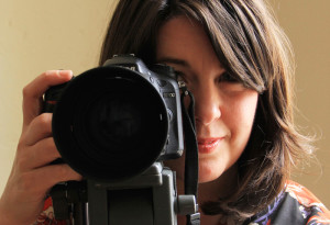 Ciara Hyland, the new Kerry County Council Film-maker in Residence.