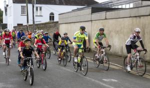 Castleisland Day Care Centre Cycle 4-9-2016