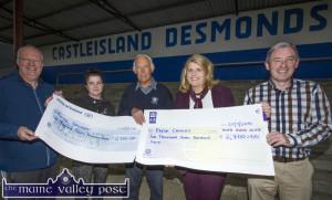 Castleisland Desmonds GAA Club Lotto Winners 19-9-2016
