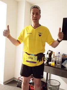 Castleisland native, Maurice O'Connor, fund-raising for disaster hit Ecuador through running.