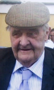 The late Maurice 'Mossie' O'Leary, Breahig, Cordal.