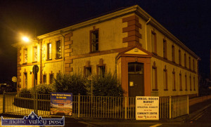 Castleisland's 'Old Library' could, yet again, play an important role in the life of the town it served for generations if approval is granted under the Town and Village Renewal Scheme. ©Photograph: John Reidy
