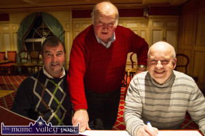 River Island Hotel Card Players Cheque Presentations 22-3-2015