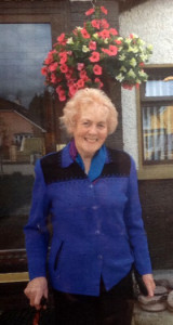The late Mrs. Sheila Twomey.
