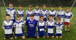 The Current Under 12 Team. Photograph: Gerdie Murphy