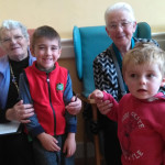 Minors and Seniors in Novel Venture at Day Care Centre
