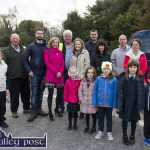 Removal of Road Markings Making Residents of Fahaduff Cross