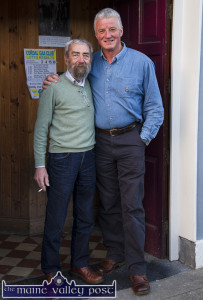 Mickey MacConnell and Mikey The Legend O'Connor 24/10/2015