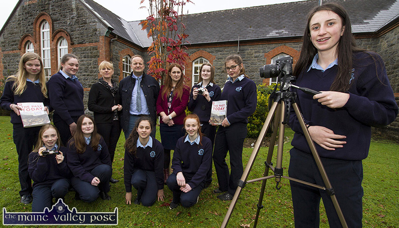 Presentation secondary school castleisland celebrates 90th anniversary.