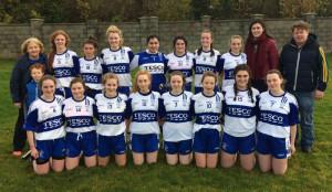 Castleisland Desmonds GAA Club U-16 Ladies 13-11-2016