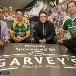 Kerry V Limerick Footballers in Memory of Conor