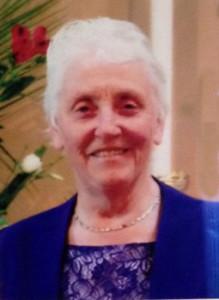 The late Mary 'Maureen' O'Connor.