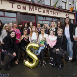 Shauna and Her Gang off to Celebrate Hen Night in Limerick