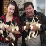 Katie's Puppies Raise Funds for Irish Cancer Society
