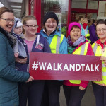 Garvey's Initiative Attracts 140 on Walk and Talk Programme