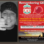 Wear Something Red on Ger's Memorial Day