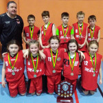 Tommy's Two Teams Qualify for Munster Games Finals