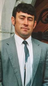 The late Dan Coffey, Kilcusnin, Cordal.