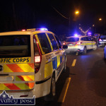 Gardaí Mount Check-point Blitz Today and Tonight