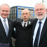 Martin Ferris TD pays tribute to the late Martin McGuinness
