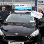 Kerry Motor Works to Supply Credit Union Cars for 2017 Members' Draws