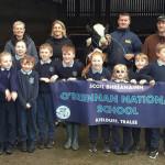 Obrennan National School Farming and Fundraising