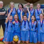 Pres Girls Capture All Ireland Schools League Title