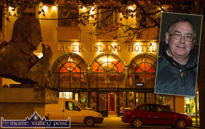 The River Island Hotel will host the next meeting of the just formed Castleisland Camera Club on Wednesday ??? Inset the forst elected club chairman, Pat Hartnett. ©Photograph: John Reidy
