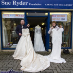 Anyone for the Last Few Wedding Dresses at Sue Ryder Sale ?