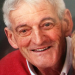The late Tony Fleming, Currow Village